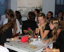 Benefiet diner Amsterdam 2010