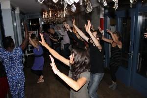 Dansworkshop Benefiet