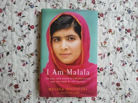 Leestip 4: Ik ben Malala