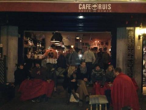 With Purpose borrel bij Ruis