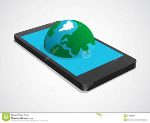 3x een telefoon mét internet voor jongeren in Nepal